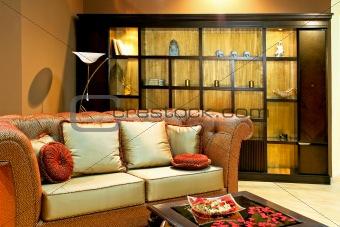 Classics living room