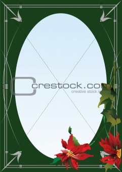 Frame for greeting card or photo