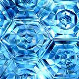 Icy honeycomb