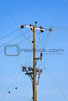 powerline mast