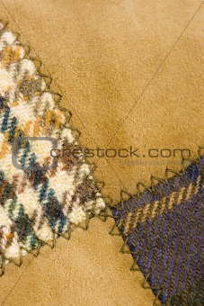 background tweed wool fashion