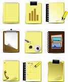 Nine Office &amp; Business icons