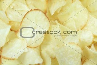 Potato Crisps Chips