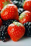 Berries close-up