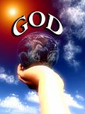God Has The World In His Hands 3