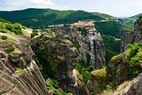 Meteora Rocks
