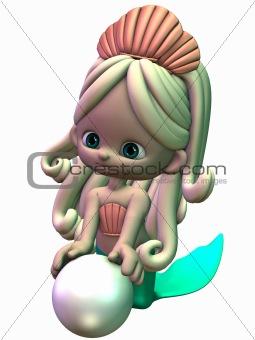 Toon Mermaid