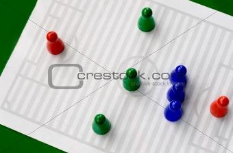 football symbol tactics