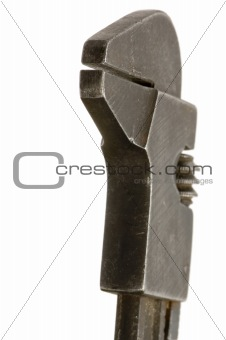 adjustable wrench macro
