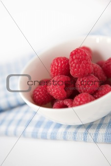 Simply raspberries