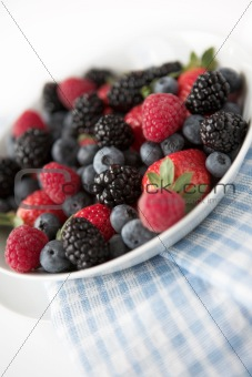 Summer berry selections