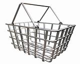 Stylized Shopping Basket