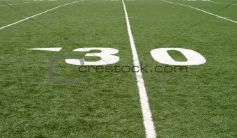Football Field Thirty