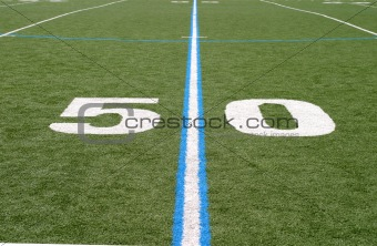 Football Field Fifty