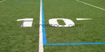 Football Field Ten