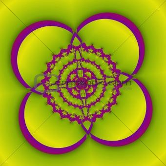 Asymetrical Fractal