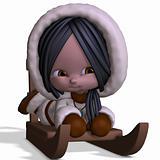 Toon Eskimo