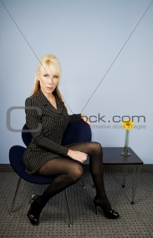 Beautiful Businesswoman