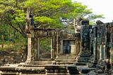 Temple in the central Angkor thom