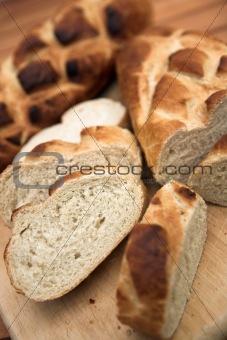 Sliced Baton loaf