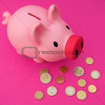 Euro (piggy) bank