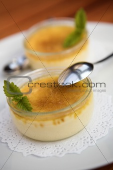 Anyone for brulee?