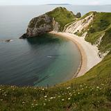Man of war beach - Dorset UK