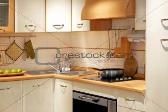 Kitchen counter 3