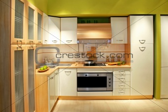 Kitchen left