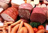 Wurst, Blutwurst, Leberkäse, Wiener Würstchen