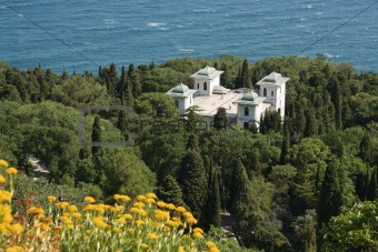 Alexei Tolstoi sea estate