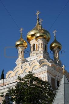 St. Alexander Nevski Cathedral