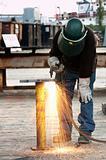burn steel