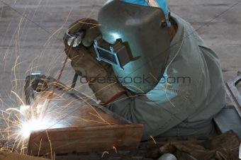 welding fire