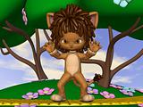 Leo the little Lion