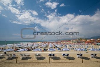 Beach, Italy