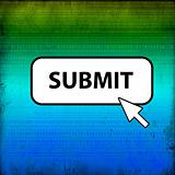 web button - submit