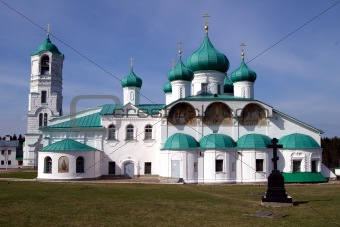 Monastery of Saint Alexander Svirsky
