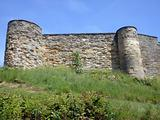 Scarborough Castle battlements