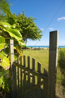 Gate to the Ocean