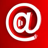 fine image of email symbol