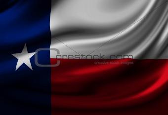 Texan flag