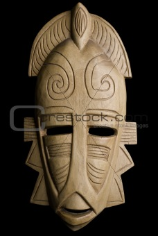 African Style Mask