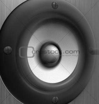 Vibrating speaker