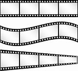 Filmstrip backgrounds