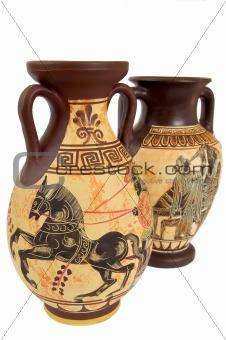 Greek vases1
