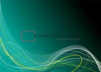 green tangle glow