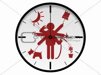 versatile clock