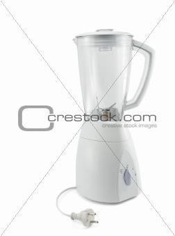 Blender isolated on white