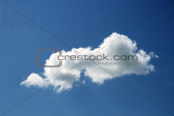 Single cloud